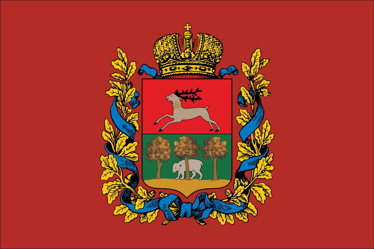 Заказать флаг Люблинской губернии