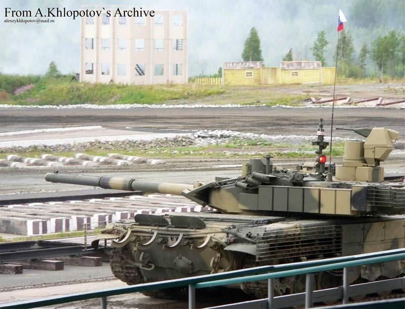 Танк Т-90АМ. 2010 год