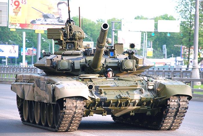 "Танк Т-90А ""Владимир"""