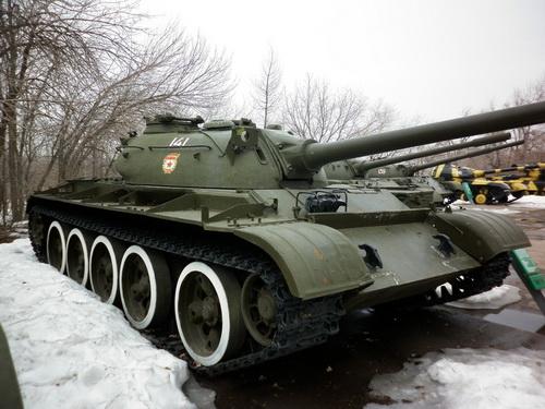 Т-54 многие годы служил в различных странах мира. Также на его базе создан ряд вспомогательных машин