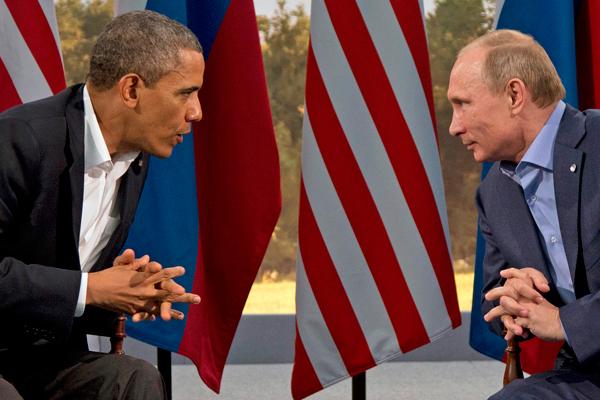 Барак Обама готов сделать все, что не видеть в лице Владимира Путина представителя Мировой Державы