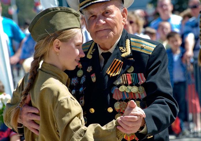 Ветераны Великой Отечественной Войны Фотографии И Имена