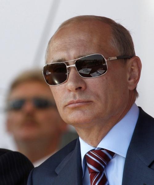 С годами Владимир Путин только набирает харизму