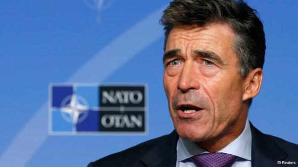 Россиян больше не волнует, почему так встревожен генсек НАТО А. Ф. Расмуссен