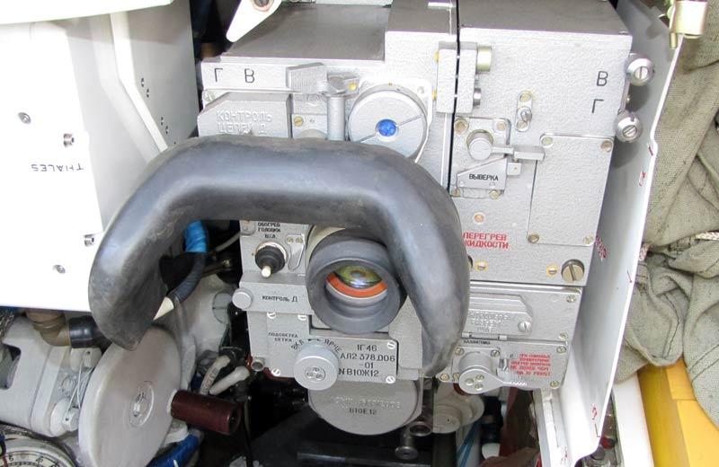 Прицел-дальномер прибора наведения 1Г46