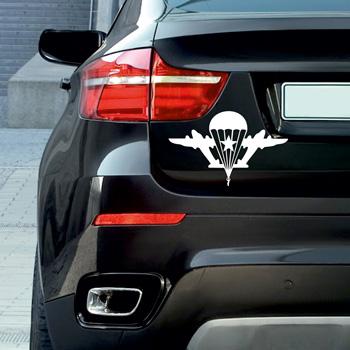 Символика ВДВ на авто