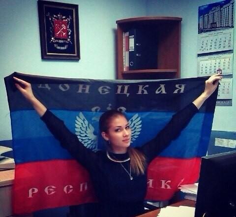 Самые красивые девушки за ДНР