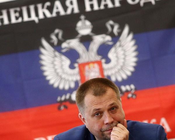 Экс-глава республики Александр Бородай