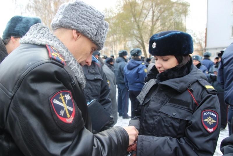 Форма полиции зимняя нового образца — ооо торговый двор «сом.