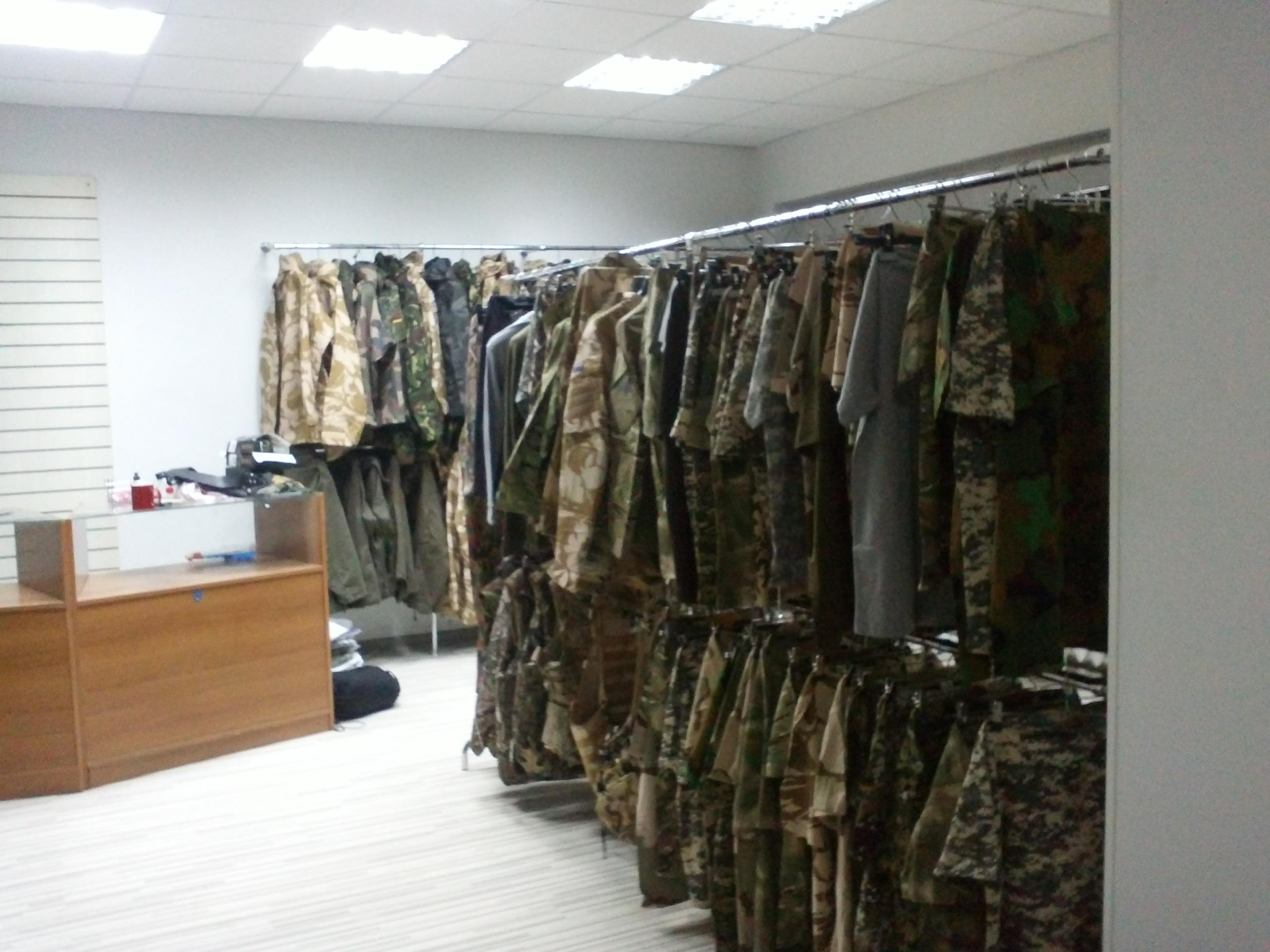 Здесь представлен самый широкий ассортимент модной одежды для разных сезонов