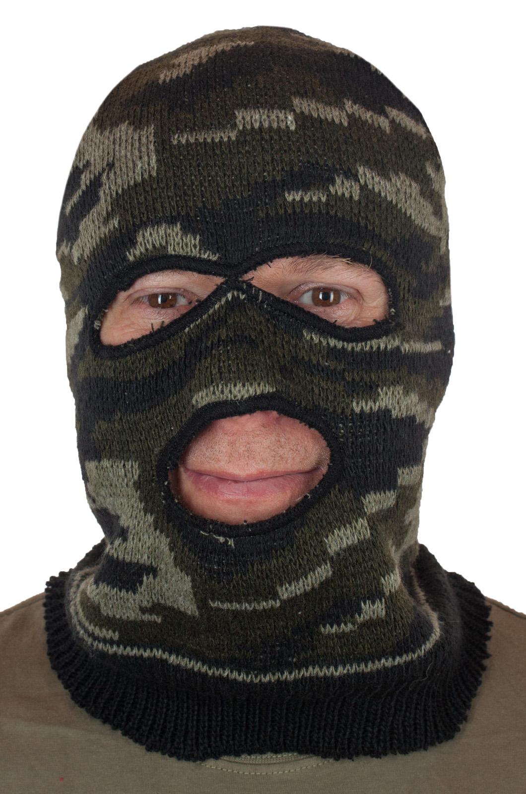 Армейская маска камуфляжная по лучшей цене