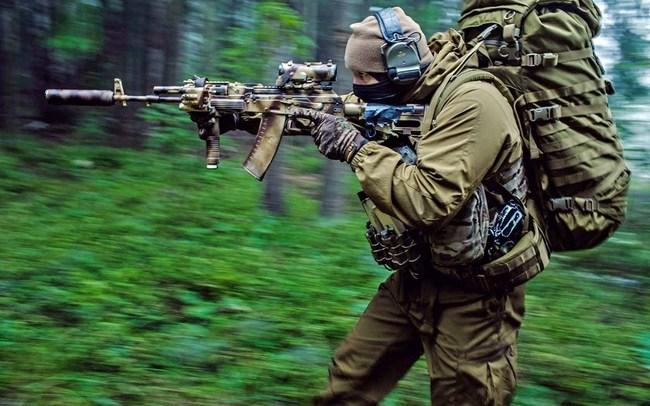 Служба в частях и подразделениях военной разведки - только для настоящих мужчин