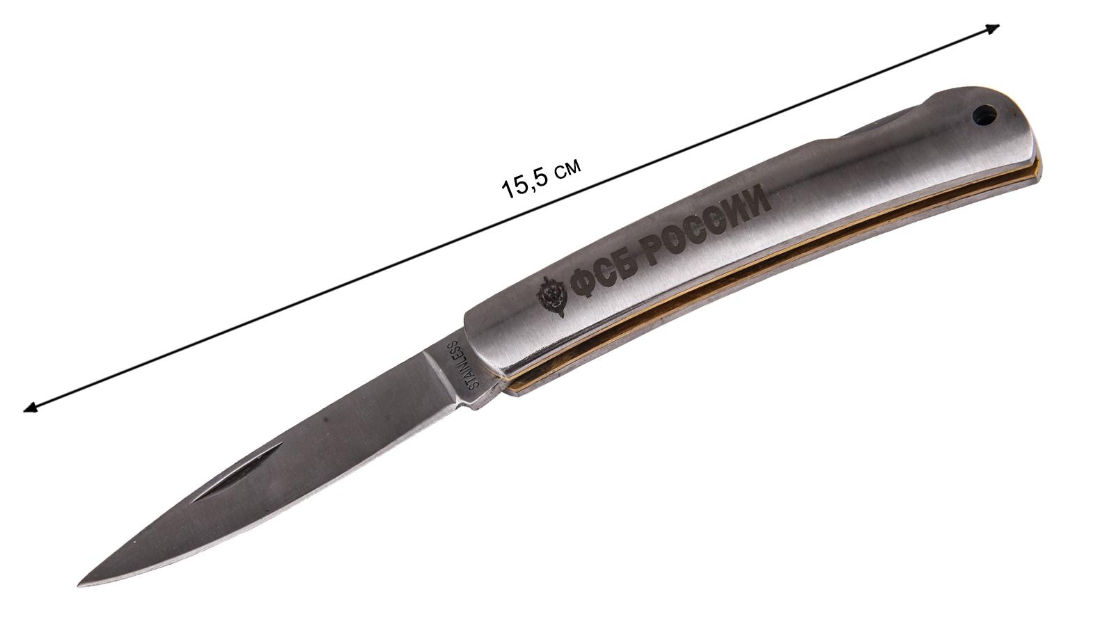 Купить эксклюзивный нож ФСБ России недорого
