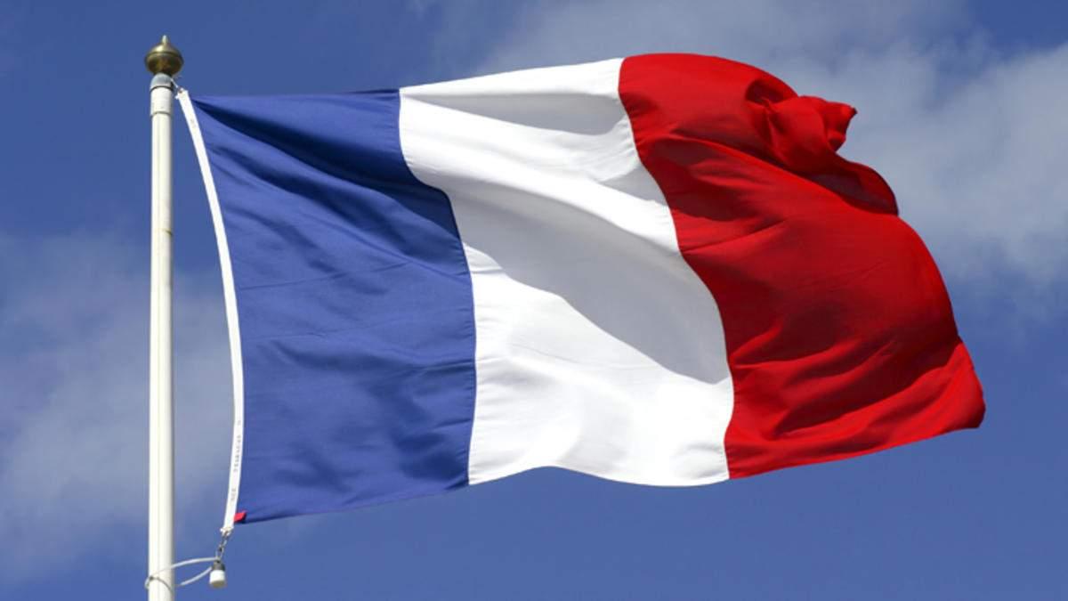 франция флаг картинки