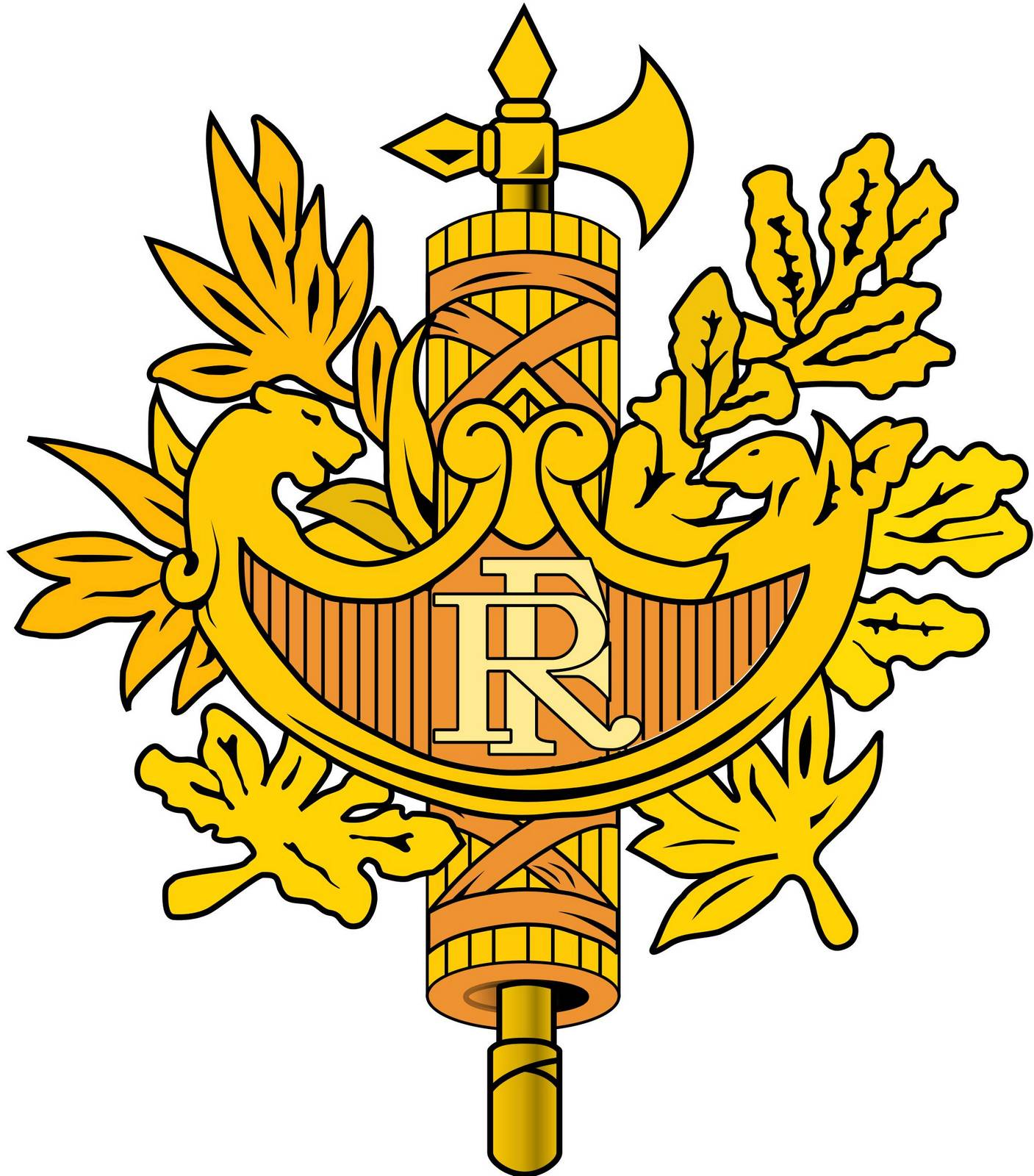 герб франции картинка процесс жевания символизировал