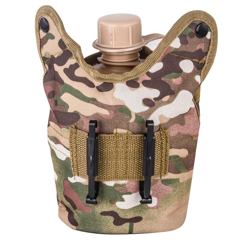 Армейская фляга с котелком и подсумком высокого качества