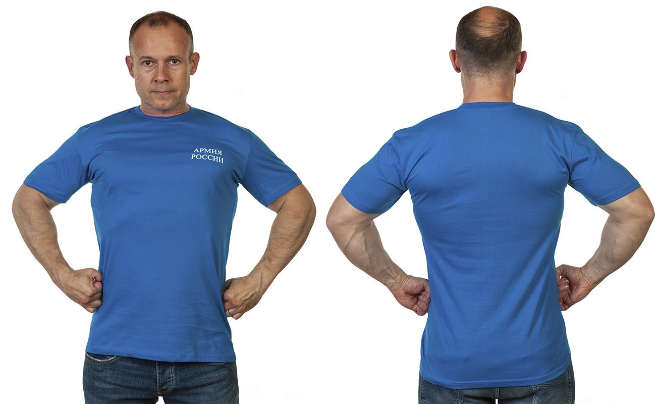 Заказать футболки Армия России по выгодной цене