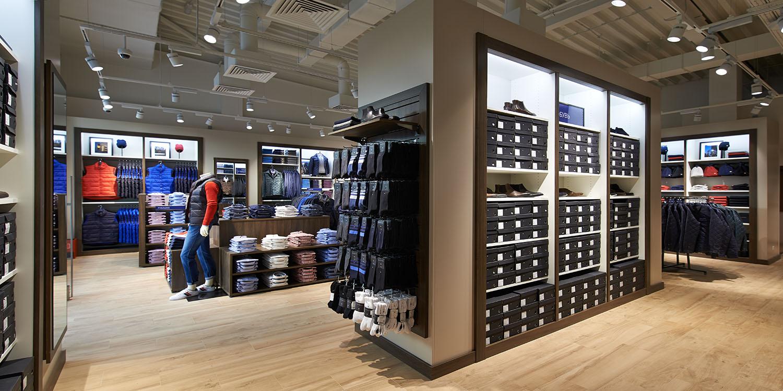 Лучшие магазины одежды спб