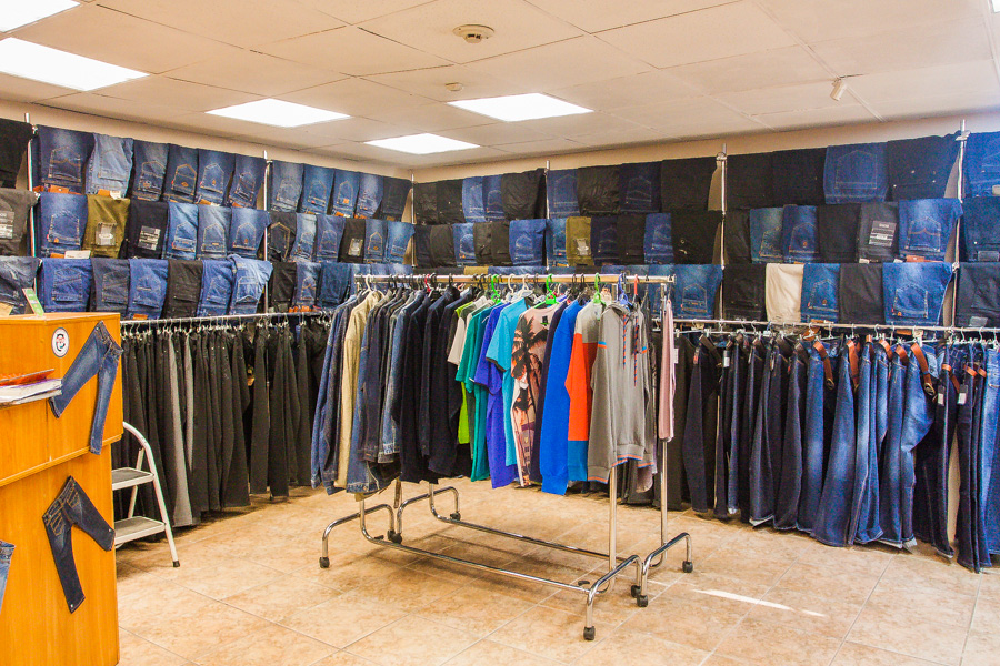 77f38757614a Магазины одежды в Екатеринбурге   Распродажи, дисконты и стоки в ...