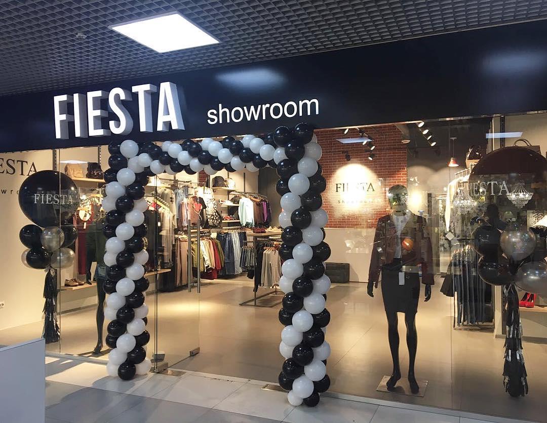 59771e98f97 Магазин «Fiesta» специализируется на продажах модной молодежной одежды для  девушек. Здесь можно найти следующий каталог товаров