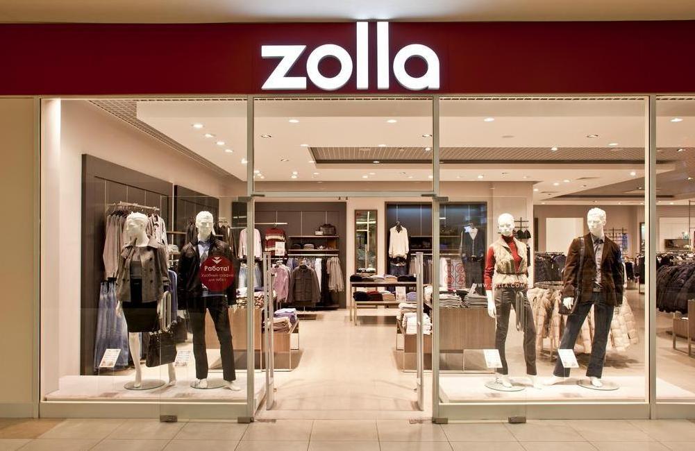 Zola Магазин Одежды Каталог