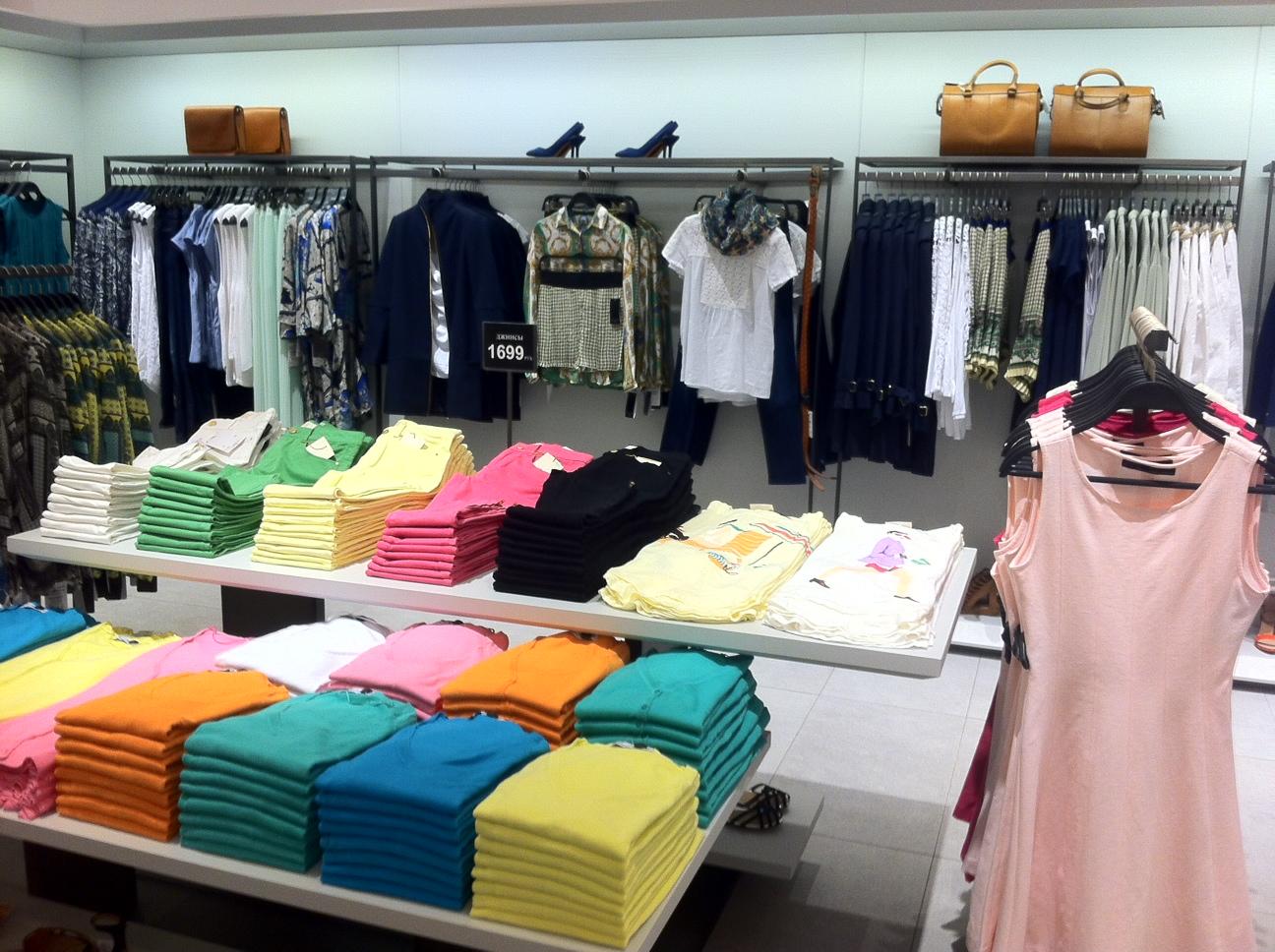 магазин одежды зара в москве готового бизнеса Краснодаре