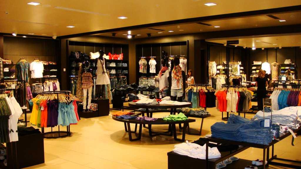 Магазины одежды в Новосибирске   Купить мужскую и женскую одежду в ... 42b1d092786