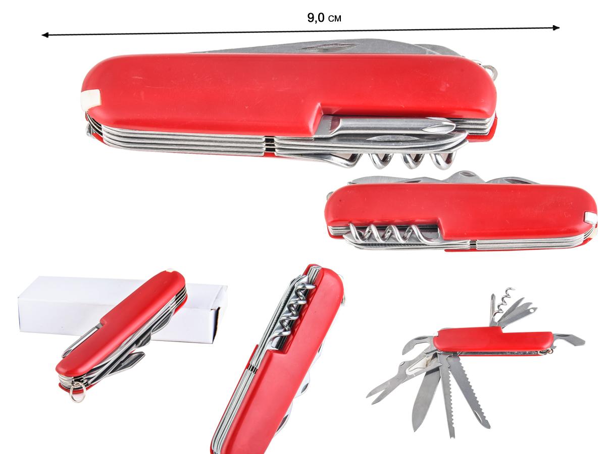 Многофункциональный складной нож 13-в-1 Draper Redline RL-PK2 13. Цена - 199 рублей