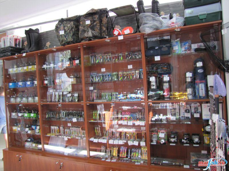 рыболовный магазин солярис