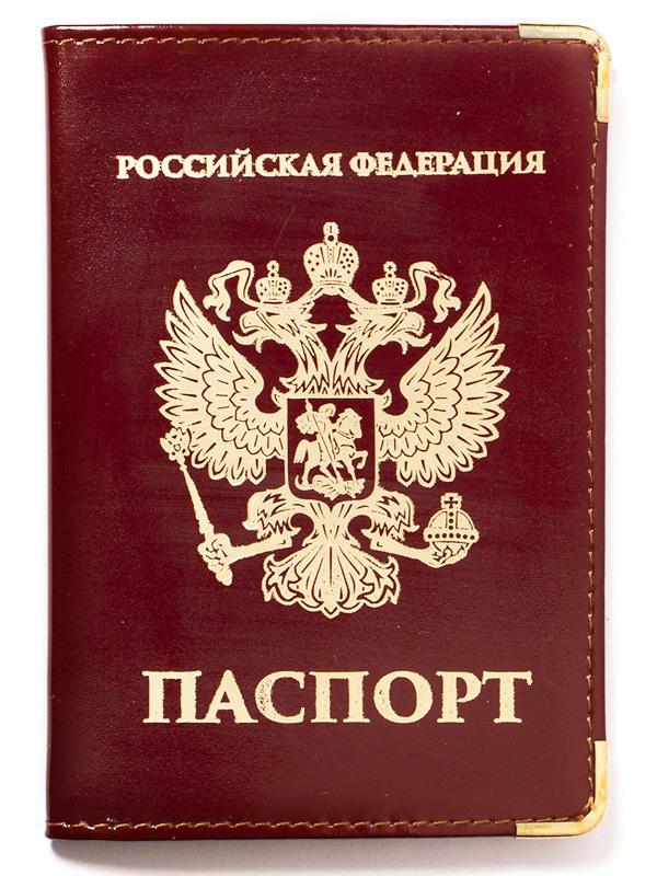 фото паспорт обложка