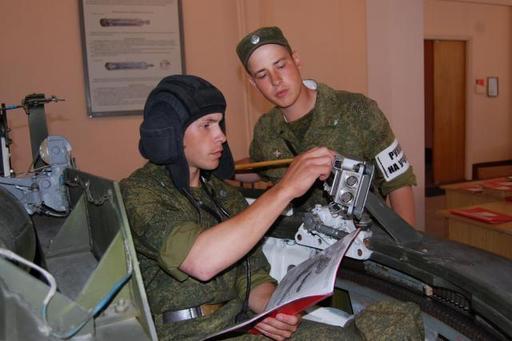 Обучение специалистов Танковых войск - важнейший процесс, от которого зависит эффективность главной ударной силы Сухопутных войск