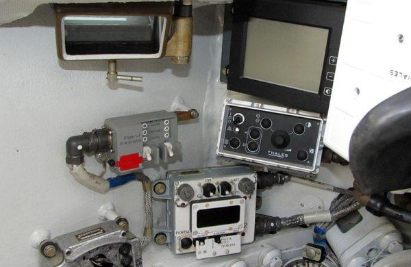 Работа с блоком управления тепловизора Catherine-FC Thales, установленному в ОБТ Т-90А