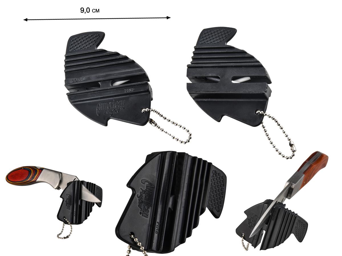 Точилка для ножей American Anglers Coarse/Fine. Цена - 99 рублей
