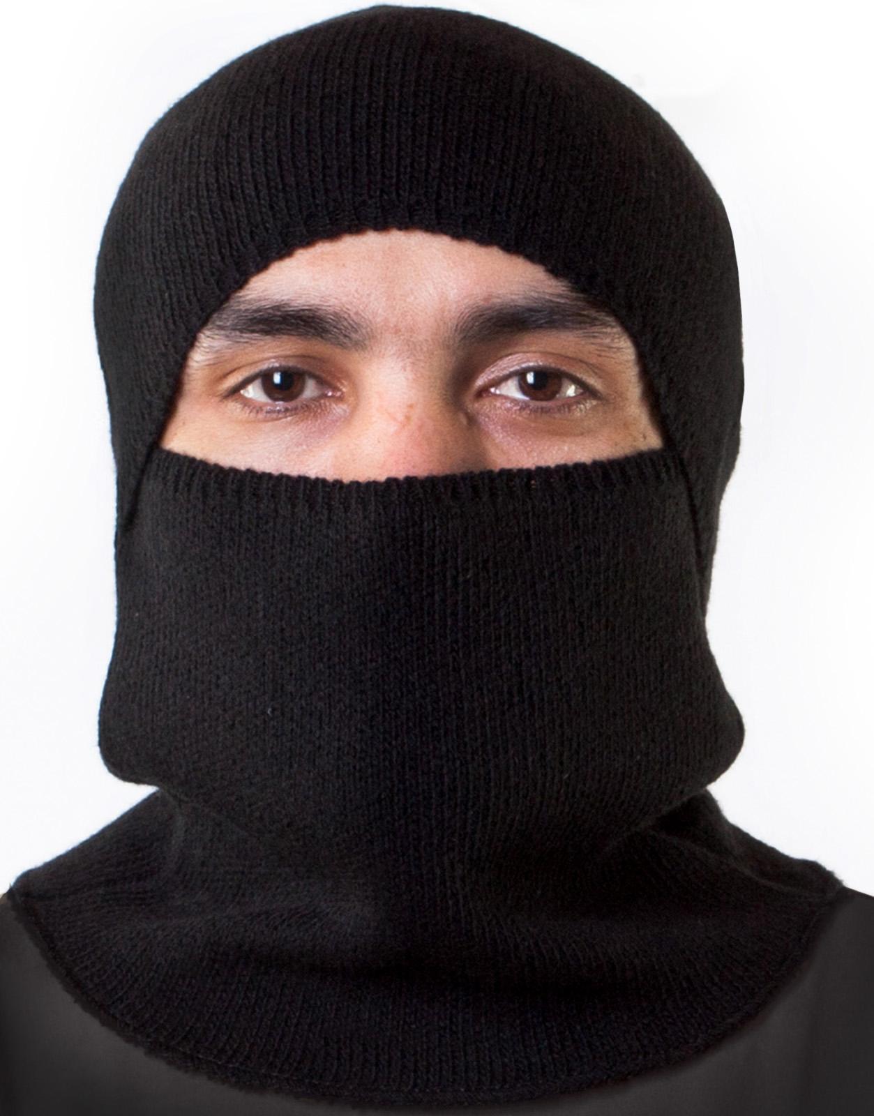 Купить трикотажную маску подшлемник с доставкой