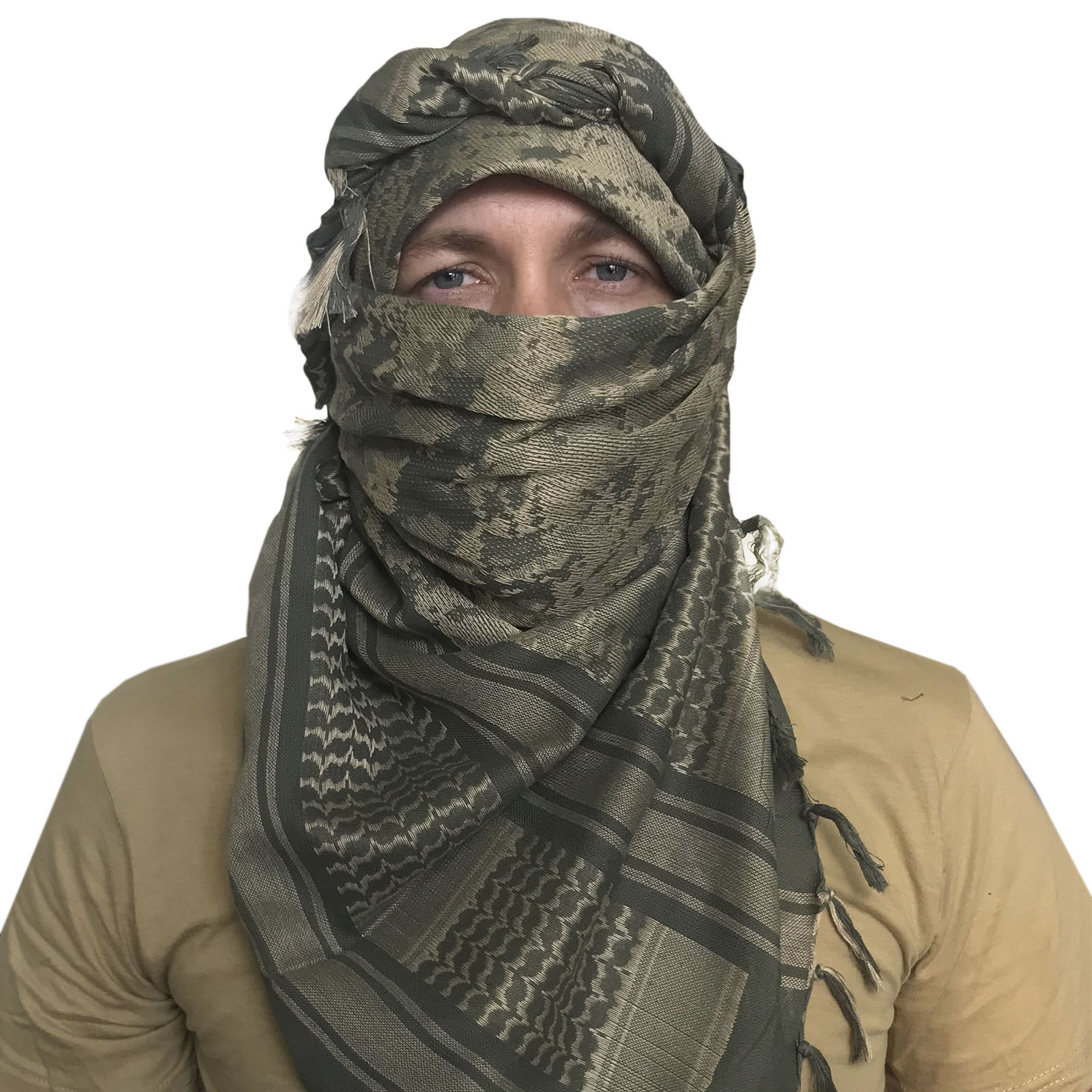 военный платок