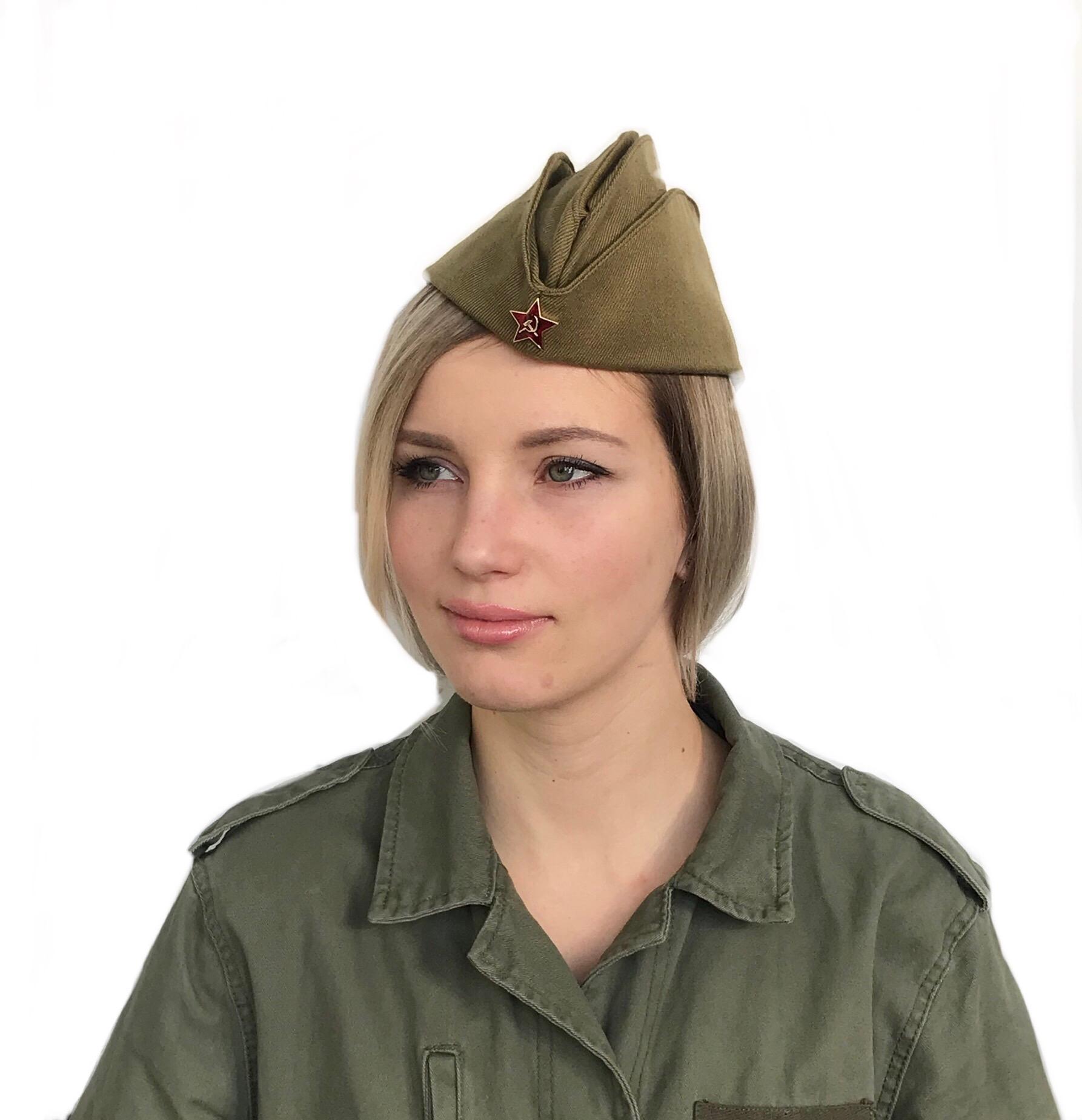 Пилотка Мой Девушки