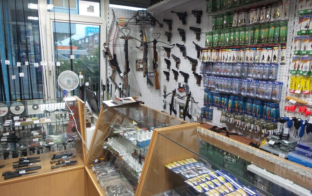 Охотник и рыболов петрозаводск каталог товаров