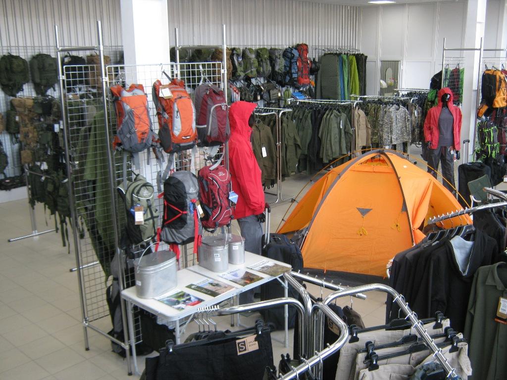 магазины охота и рыбалка адреса в новосибирске